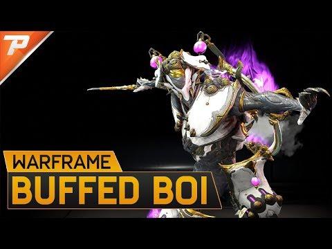 Warframe: FIRE and Brimstone - Reworked Nezha is Great!