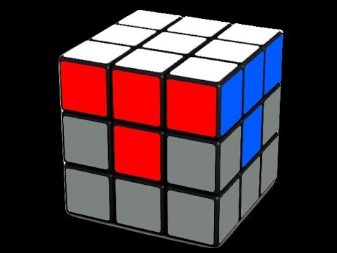 How to solve a Rubik's cube easiest way part 2