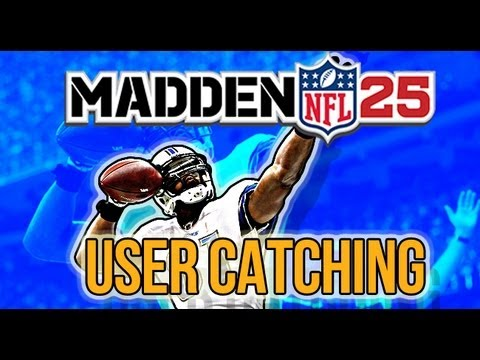 Madden 25 How to User Catch Fades & Streaks