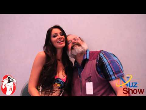 Interview with April Rose at Wizard World