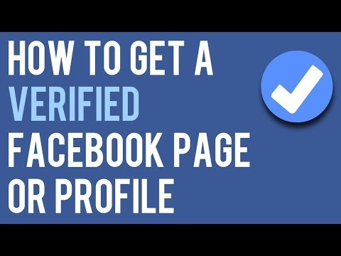 How To Get a Verified Blue Badge on Your Facebook Page