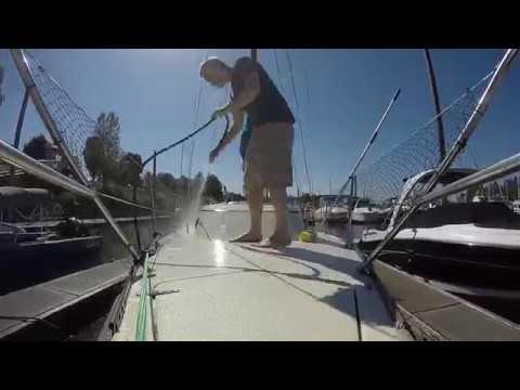 Rejuvenate Marine Non-Skid Deck Cleaner
