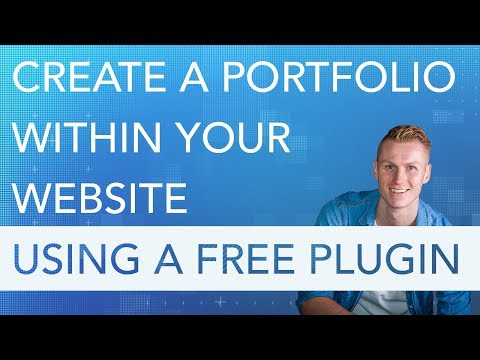 Create A Portfolio On Your Wordpress Website