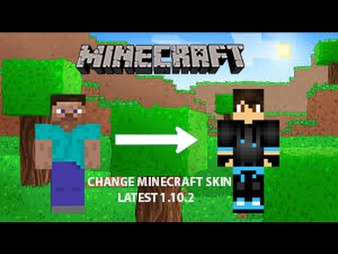 ✔ How to change skin in Minecraft 1.12