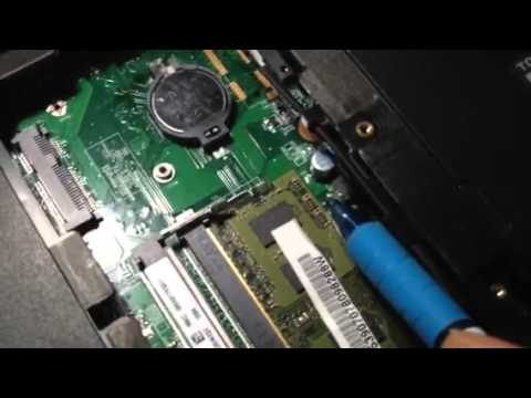 Toshiba Satellite L755 bios reset password