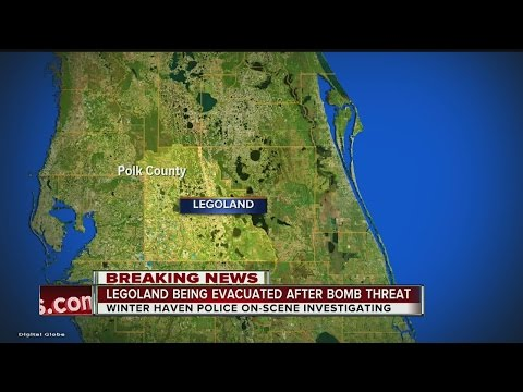 Legoland being evacuated due to bomb threat