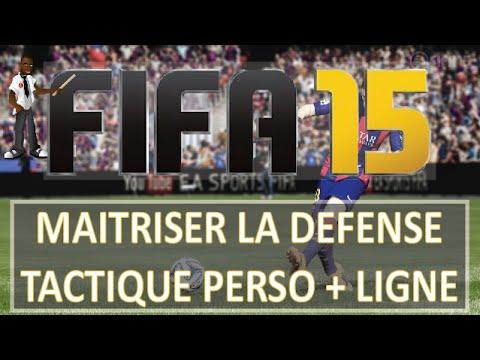 FIFA 15 | TUTORIEL MAITRISER LA DEFENSE