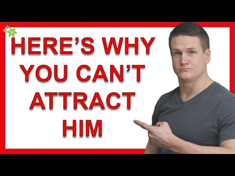 Quiz - What's Stopping You From Attracting Him?