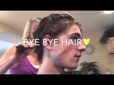 FIRST HAIRCUT OF 2016!!! (VLOG)