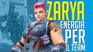 Overwatch : ZARYA Energia per il team ! GUIDA, STATISTICHE e PRO TIPS