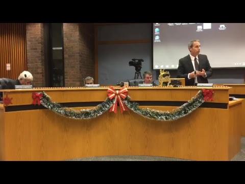 November 28, 2017 City Council Meeting