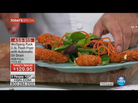 HSN | Chef Wolfgang Puck 10.08.2016 - 05 PM