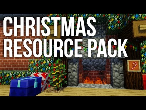Christmas Resource Pack for Minecraft 1.11