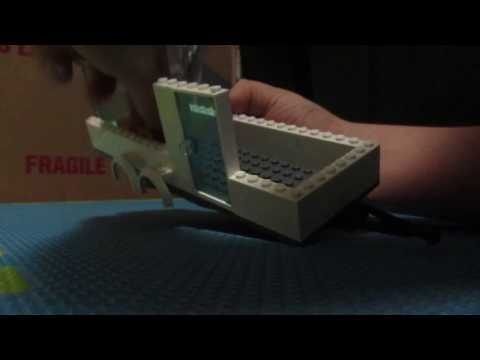 How to build a cool Lego travel trailer part 1