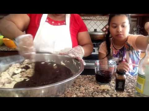 Best Jamaican Fruit Black Rum Cakes -How To Make