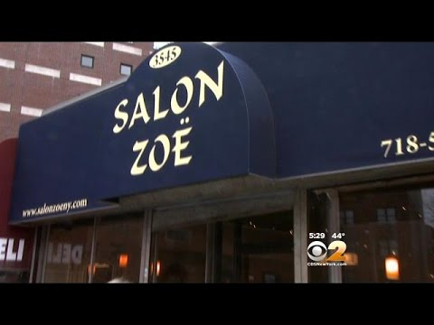 Salon Employee Claims She Was Fired For Exposing Unsafe Work Conditions