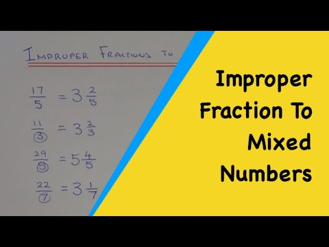 Converting improper fractions to mixed numbers hd video.m2ts