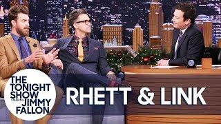 Download Rhett & Link Bring Jimmy a Christmas Elf on a Booty Shelf Video