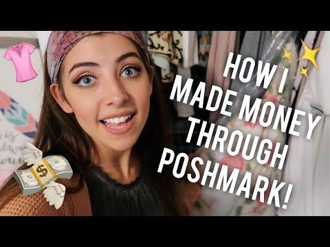 How I Made Quick Cash Using POSHMARK!