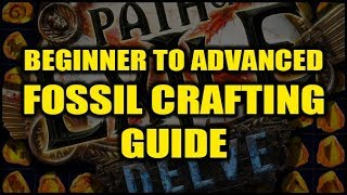 Path Of Exile Delve: Fossil Crafting Guide - Beginner
