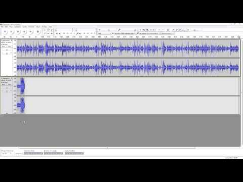How To Edit a Podcast Using Audacity