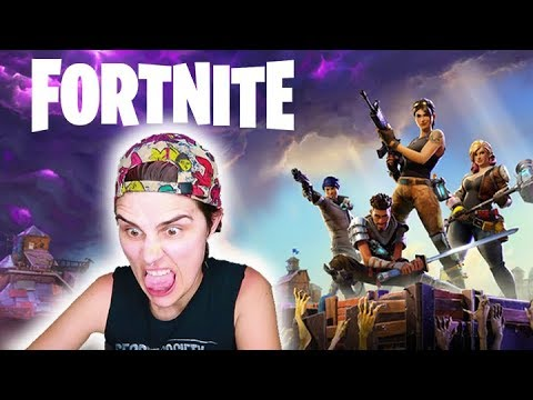 ME PLAYING FORTNITE FOR VIEWS *1ST PLACE STRATEGY*