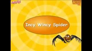 Incy Wincy Spider - Nursery Rhymes for Kids Buzzers