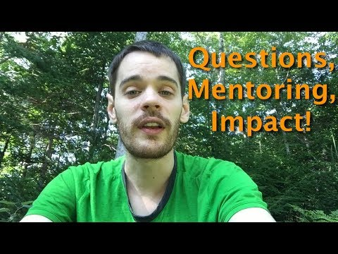 Mentoring Skills: Asking Questions To Engage The Mind