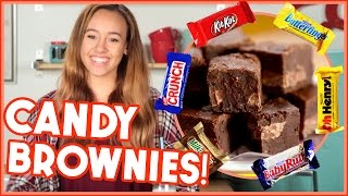 WHAT TO DO WITH LEFTOVER HALLOWEEN CANDY | Scraps to Scrumptious w/ HowToByJordan