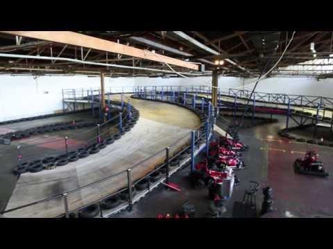 Indykarts Indoor Go Karting