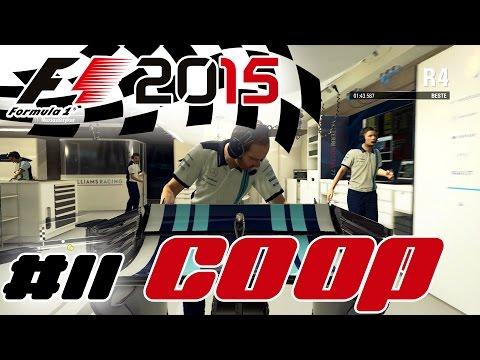 Training / Qualifikation Malaysia GP - F1 2015 COOP Rennen 6 [Xbox One]