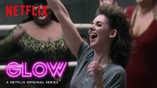 GLOW   Team Bonding   Netflix