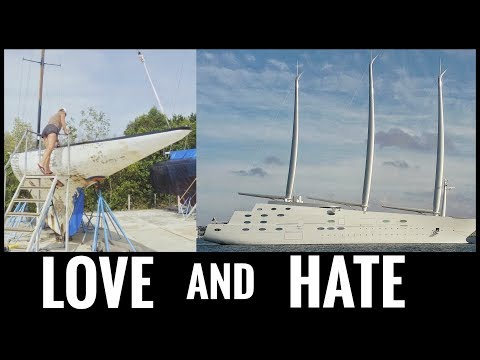 WOODEN CLASSIC BOAT OR ULTRA MODERN SUPERYACHT? WHICH WOULD YOU CHOOSE?