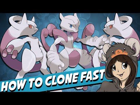 How to CLONE POKEMON in Pokemon X & Y! [Quickest Method]