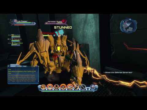 DCUO Finding the Batcave!!