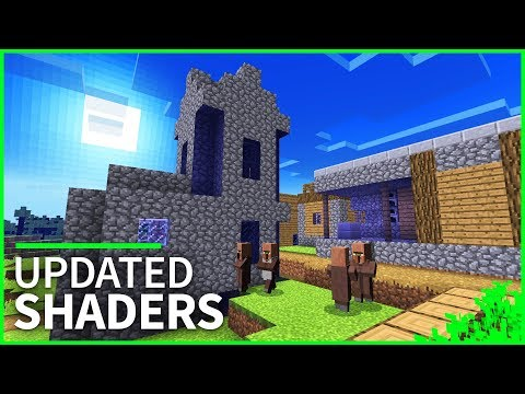Minecraft PE - Updated EVO SHADERS Texture Pack - One of The Best Shaders for MCPE 1.2.7 / 1.2