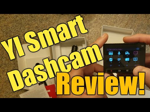 Review of the YI Smart Dash Camera 2.7