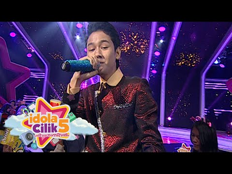 "Bagas ""Icil 2013"" Nyanyi Lagu ""Sampai Kau Jadi Milikku"" [Idola Cilik Grand Final] [2 April 2016]"