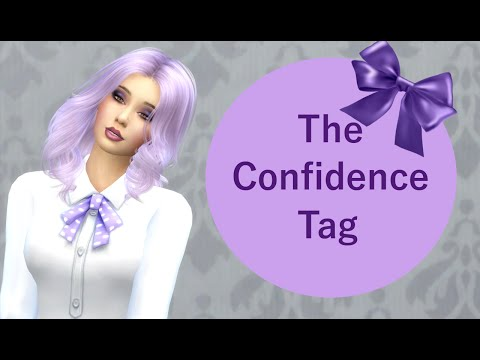 The Sims 4 Create-A-Sim | The Confidence Tag