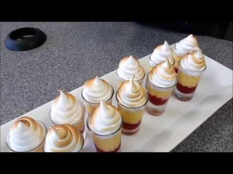 Shot Glass Dessert - Secret Revealed