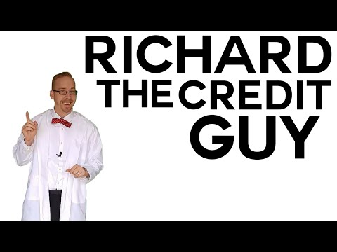 Richard the Credit Guy - ESTABLISHED CREDIT