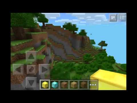 Minecraft PE 0.8.1 Seed Review: nyancat
