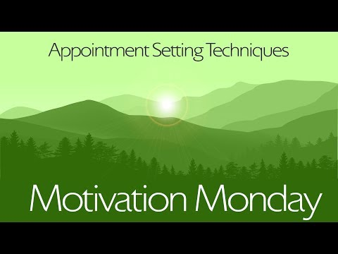 Appointment Setting Techniques that will have your Customers Show Up