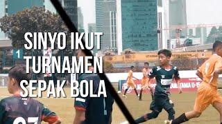 The Onsu Family - Sinyo Ikut Turnamen Sepak Bola