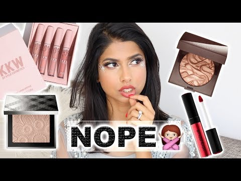 Disappointing Products | Makeup I DON'T Like!
