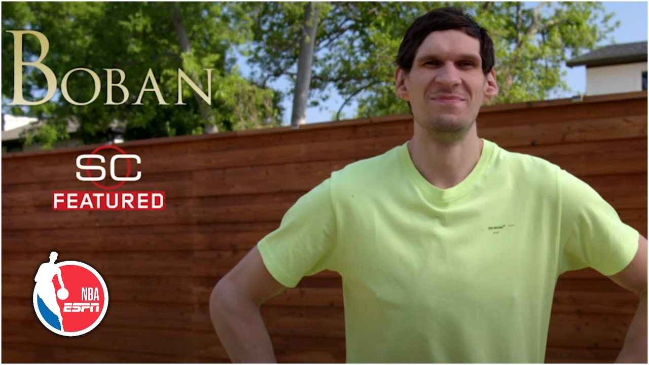 Boban, the big friendly giant   SC Featured