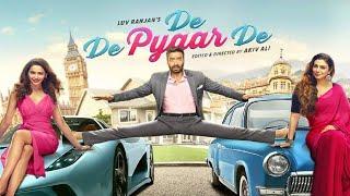 De De Pyaar De Full Movie 720p HD 2019 - Ajay Devgn,Tabu, Rakul Preet - Full Movie Facts