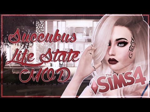 SUCCUBUS Life State MOD | Review | The Sims 4