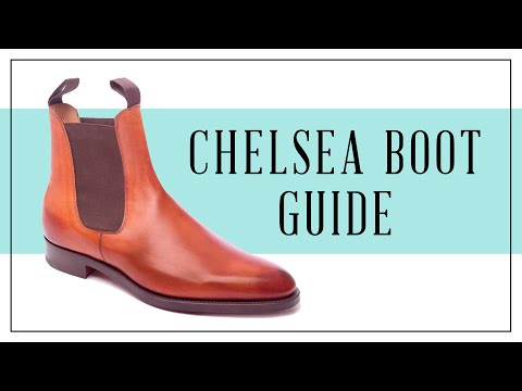 Chelsea Boots Guide   The Classic Men's Boot Explained