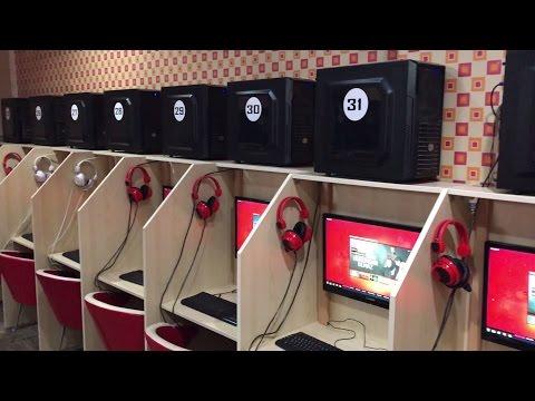 Cafein İnternet Cafe Sakarya 43 Pc + CCboot + Murkut + Otomatik Güncelleme + Oyun Kayıt Sistemi